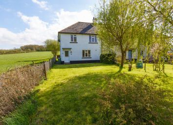 Thumbnail 3 bed end terrace house for sale in Frogberry Cross, Coldridge, Crediton
