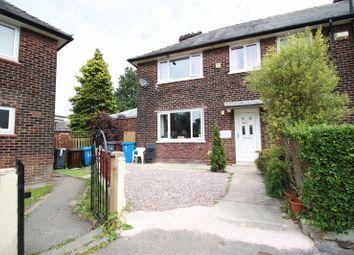 Thumbnail 3 bedroom mews house for sale in Glenside Avenue, Manchester
