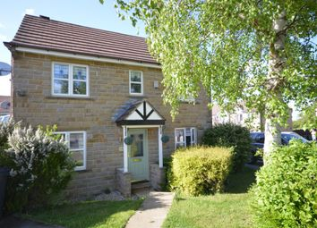 Thumbnail 3 bed semi-detached house for sale in Hawthorne Way, Shelley, Huddersfield