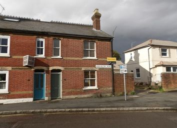 Thumbnail 2 bed property to rent in Winchester Road, Romsey