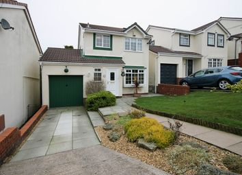 Thumbnail 3 bed detached house for sale in Brockenhurst Drive, Harwood, Bolton
