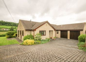 Thumbnail 4 bed detached bungalow for sale in Holywell Road, Coombe, Wotton Under Edge