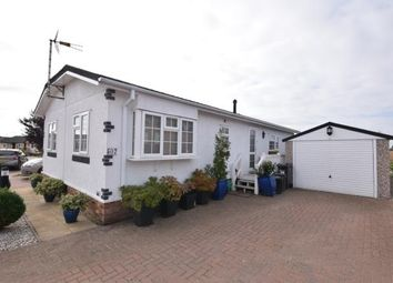 Thumbnail 2 bed mobile/park home for sale in Hayes Leisure Park, Battlesbridge, Wickford