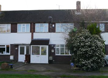 Thumbnail 3 bed terraced house to rent in Queenswood Avenue, Hutton, Brentwood