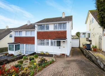 Thumbnail 3 bed semi-detached house for sale in Padacre Road, Torquay