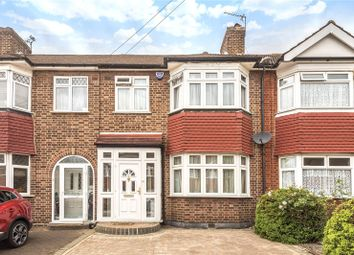 Thumbnail 3 bed terraced house for sale in Countisbury Avenue, Enfield