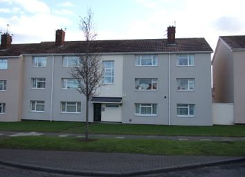 Thumbnail 2 bed flat to rent in Roseberry Flats, The Causeway, Billingham