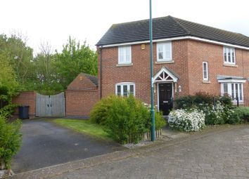 Thumbnail 3 bedroom property for sale in Lyvelly Gardens, Central, Peterborough