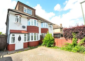 Thumbnail 5 bed semi-detached house for sale in Brambletye Park Road, Redhill