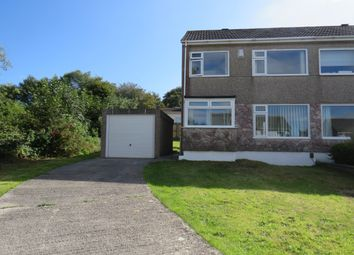 Thumbnail 3 bed property to rent in Feversham Close, Plympton, Plymouth