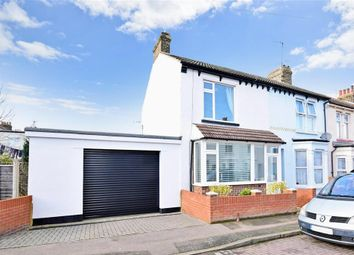Thumbnail 3 bed end terrace house for sale in Jezreels Road, Gillingham, Kent
