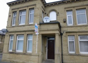 Thumbnail 1 bed flat to rent in Flat 1, 328 Thornton Road, Bradford