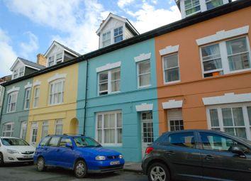 Thumbnail 6 bed terraced house to rent in Gerddi Gwalia, Portland Road, Aberystwyth