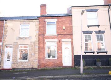 Thumbnail 2 bedroom terraced house for sale in Cedar Street, Mansfield, Nottinghamshire