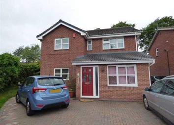 Thumbnail 5 bedroom detached house for sale in Warrilow Close, Meir, Stoke-On-Trent