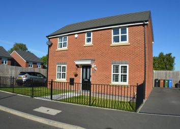 Thumbnail 3 bed detached house for sale in Rowan Crescent, Hyde