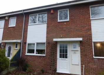 Thumbnail 3 bed terraced house for sale in Hewett Close, Gorleston, Great Yarmouth