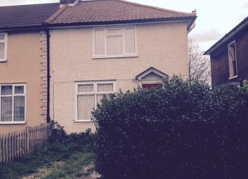 Thumbnail 3 bedroom end terrace house to rent in Rogers Road, Dagenham