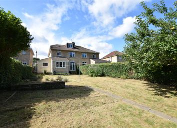 Thumbnail 4 bed semi-detached house for sale in Egerton Road, Bath, Somerset