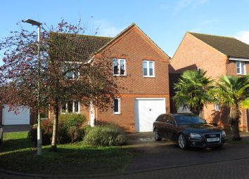 Thumbnail 4 bed detached house for sale in Theleway Close, Hoddesdon