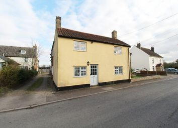 Thumbnail 4 bedroom cottage to rent in Friday Street, West Row, Bury St. Edmunds
