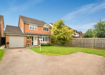 Thumbnail 4 bed detached house for sale in Osprey Close, Bicester
