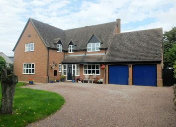 Thumbnail 4 bed detached house for sale in Beach Lane, Bromsberrow Heath, Ledbury