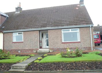 Thumbnail 2 bed semi-detached house to rent in High Road, Strathkinness, Fife