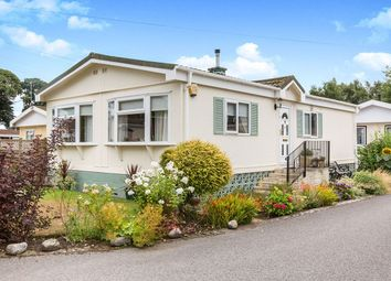 Thumbnail 2 bed bungalow for sale in Crabtree Green Park Hogshead Lane, Oakmere, Northwich