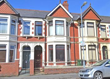 Thumbnail 4 bed terraced house to rent in Soberton Avenue, Heath, Cardiff