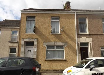 Thumbnail 3 bedroom terraced house for sale in Ropewalk Road, Llanelli