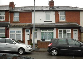 Thumbnail 2 bed terraced house to rent in Montague Road, Smethwick