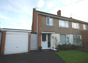 Thumbnail 3 bed semi-detached house for sale in Palmer Road, Trowbridge