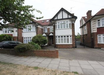 Thumbnail 4 bed semi-detached house for sale in Bincote Road, Enfield