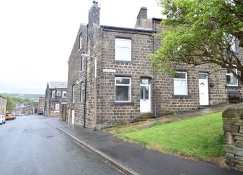 Thumbnail 3 bed end terrace house for sale in Regent Street, Haworth, Keighley, West Yorkshire