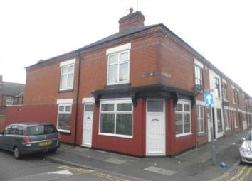 Thumbnail 3 bedroom terraced house for sale in Fernie Road, Leicester