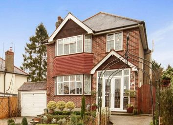 Thumbnail 3 bed detached house for sale in The Windings, Sanderstead, South Croydon, .
