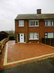 Thumbnail 3 bed semi-detached house to rent in Roddens Gardens, Belfast