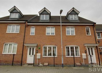 Thumbnail 3 bed town house for sale in Oaktree Close, Sutton-In-Ashfield, Nottinghamshire
