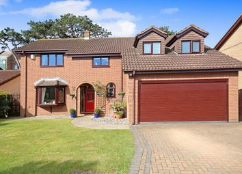 Thumbnail 4 bed detached house for sale in The Woods Higher Lincombe Road, Torquay