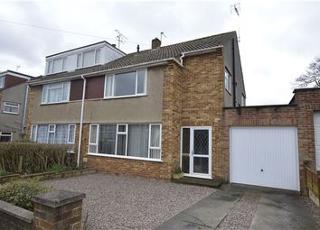 Thumbnail 3 bed semi-detached house for sale in Pendock Road, Winterbourne, Bristol