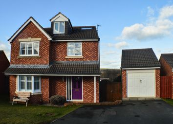 Thumbnail 5 bedroom detached house to rent in Lassels Rigg, Prudhoe