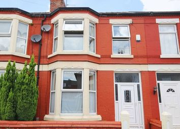 Thumbnail 3 bedroom terraced house for sale in Herondale Road, Mossley Hill, Liverpool