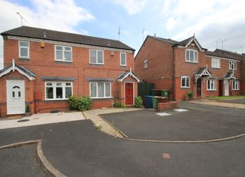 Thumbnail 3 bed semi-detached house to rent in Barker Close, Castlefields, Stafford, Staffordshire
