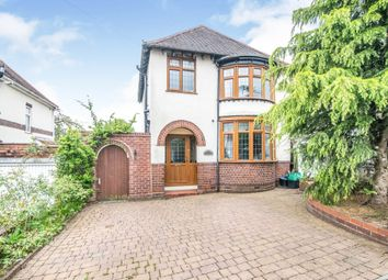 Thumbnail 3 bed detached house for sale in The Parade, Dudley