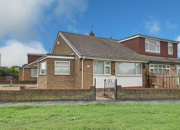 Thumbnail 2 bed semi-detached bungalow for sale in Hooks Lane, Thorngumbald, Hull