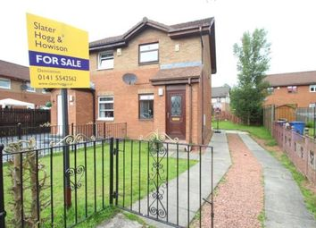 Thumbnail 2 bed semi-detached house for sale in Tillycairn Place, Glasgow