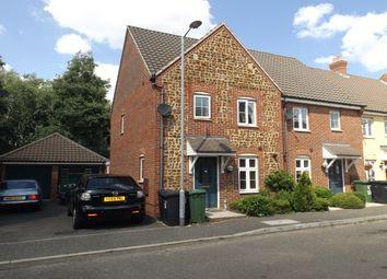 Thumbnail 3 bedroom property to rent in Tasburgh Close, King's Lynn