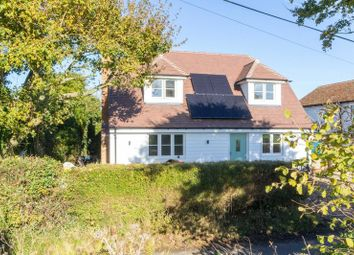 Thumbnail 4 bed detached house for sale in Church Lane, Waltham, Canterbury