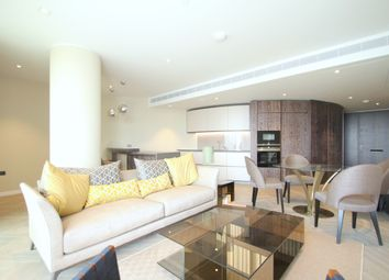 Thumbnail 2 bed flat to rent in Circus Road, Bassborough House, Battersea, London